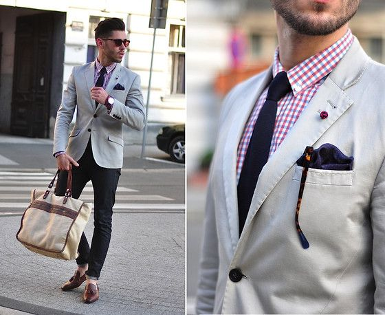 14 best Look Book: Light Grey Blazer images on Pinterest