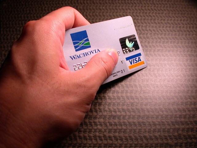 Credit Card by largeprime, via Flickr - source: http://www.flickr.com/photos/largeprimenumber/714145920/