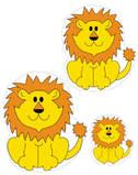Lion sort by size.  Page also has a 6 piece photo puzzle and a few other printables that are free.