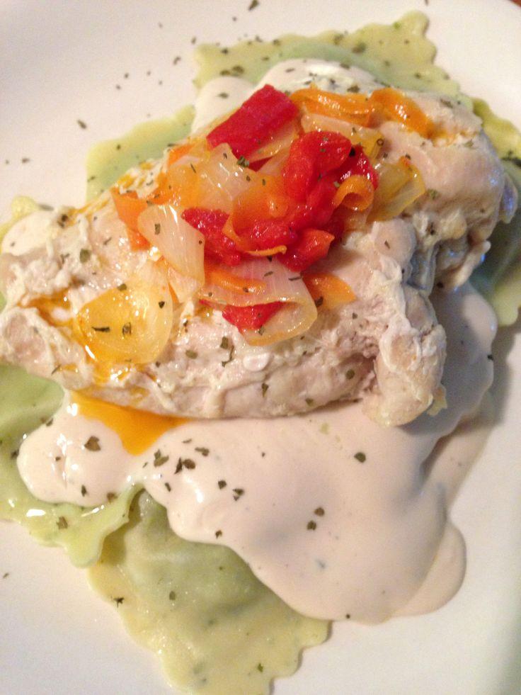 113 best papicocina images on pinterest breaded chicken - Pechuga d pollo en salsa ...