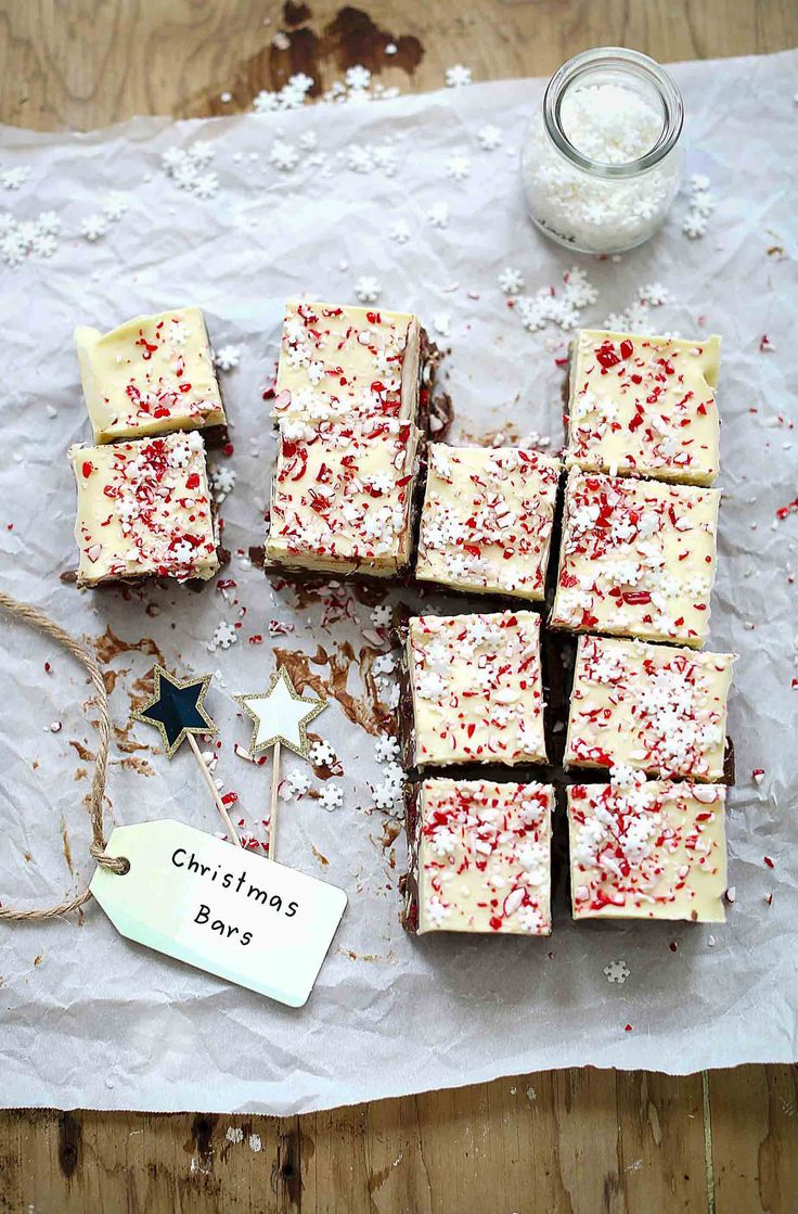 Christmas Bars - Circa Happy