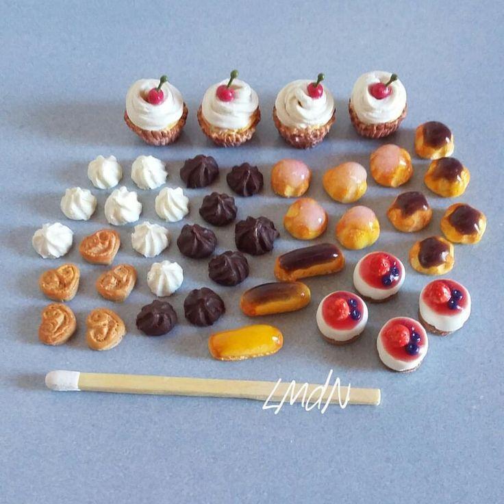 DIY FAKE FOOD miniature pastry