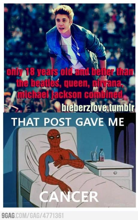 Spiderman meme cancer - photo#49