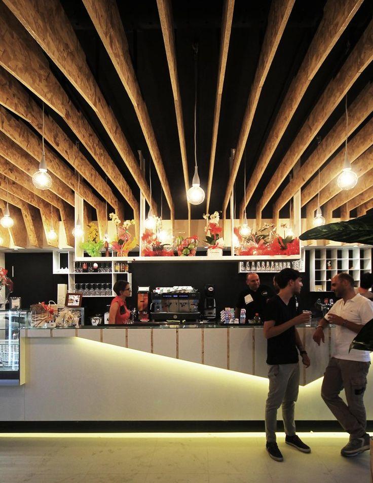 Il Barre, Gubbio, 2015 - Studio9 Architettura - Marco Veglia & Francesca Nobiletti.