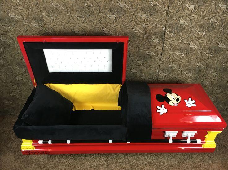 55 Best Kids Custom Casket Designs By Trey Ganem Designs