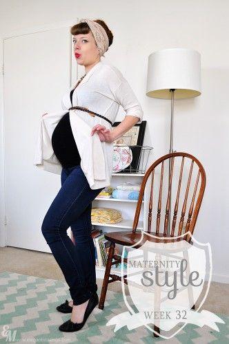 Maternity Pin Up @Laura Jayson Jayson Kimball Metz Kloeppel Yep this has to happen!