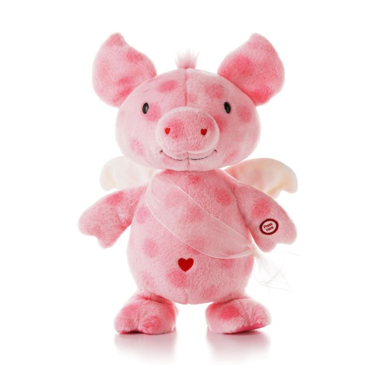 'Cupig' Interactive Stuffed Animal - Valentine's Day Gift | Hallmark