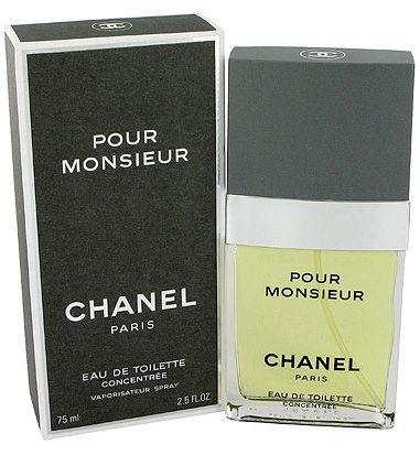 'Pour Monsieur' Chanel - Parfum Pour Hommes