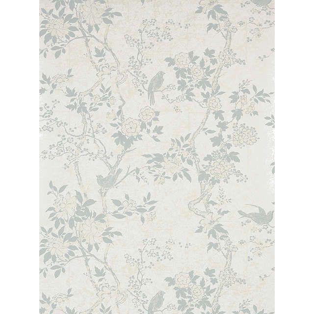 Ralph Lauren Marlowe Floral Wallpaper at John Lewis