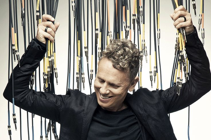 Les Inrocks - Depeche Mode : le nouvel album solo de Martin Gore en écoute ici ce soir
