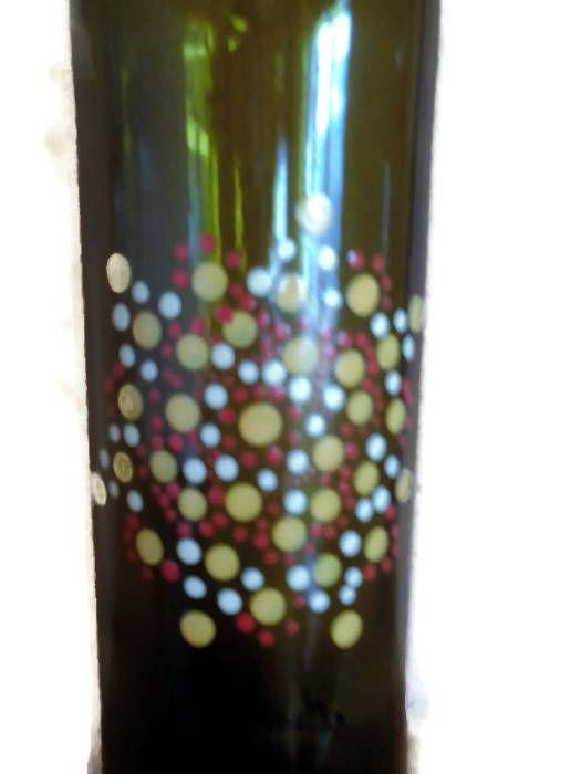 les 25 meilleures id es concernant bouteilles peintes sur pinterest bouteilles de vin peintes. Black Bedroom Furniture Sets. Home Design Ideas