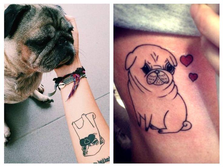 Un tatuaggio con cani Carlino può essere una buona idea. Per quale motivo? Scopri con noi 4 buoni motivi per cui potresti farlo e trova l'ispirazione giusta