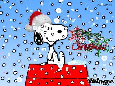 Snoopy Xmas