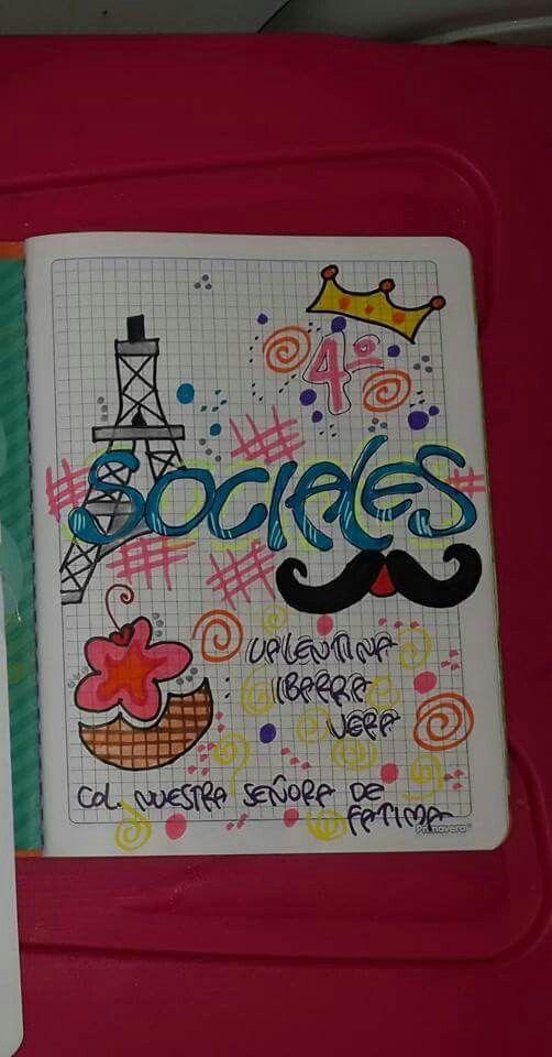 Letras De Decoracion Para Cuadernos ~ modelo de depop decoracion de cuadernos me encanta personalizar mis