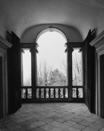 Villa Pisani, Scamozzi