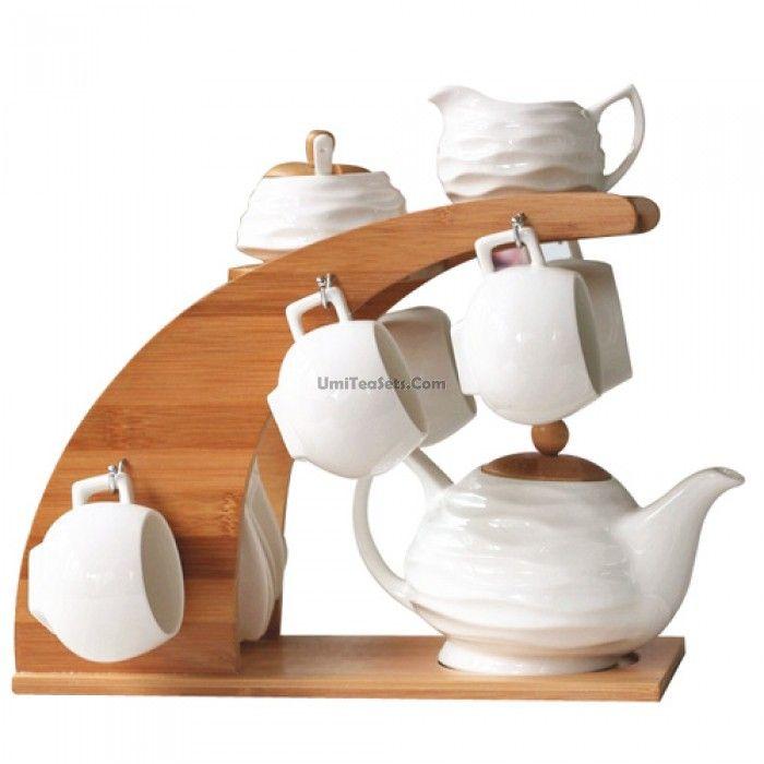 Modern Tea Sets, Contemporary Tea Sets - UmiTeaSets.