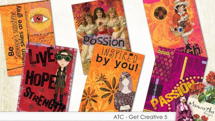 ATC - Get Creative 5