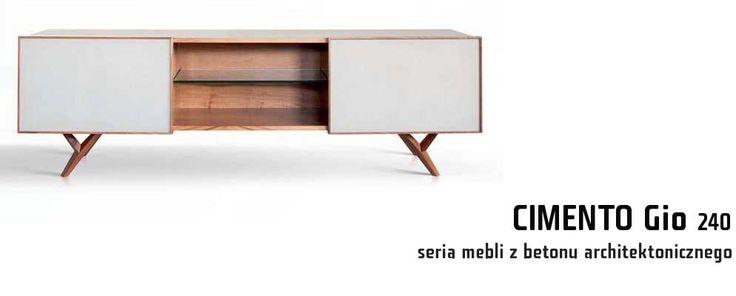 Meble z Betonu Architektonicznego - Artis Visio