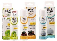 Prøv de unikke Pjur Med glidecremer eller de gode hygiejne produkter fra Pjur Med - eller prøv et af de mange andre Pjur produkter fra 4ushop.dk