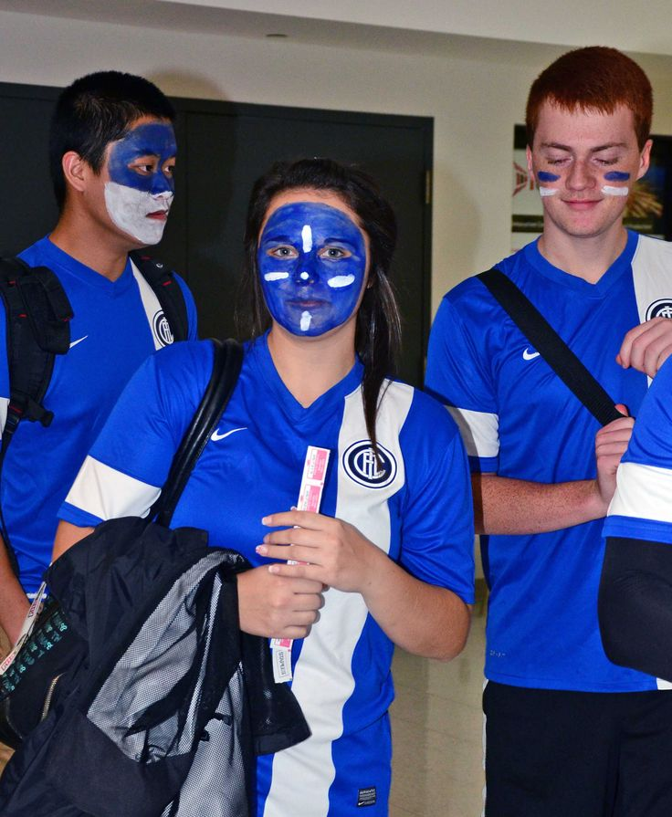 Campus Life Day 2014 - The teams get decked out!