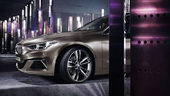 Концепт седана BMW 1 серии / БМВ 1-серии