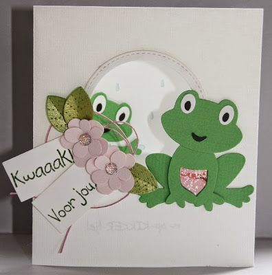 #mariannedesign COL1352 Frog #collectable