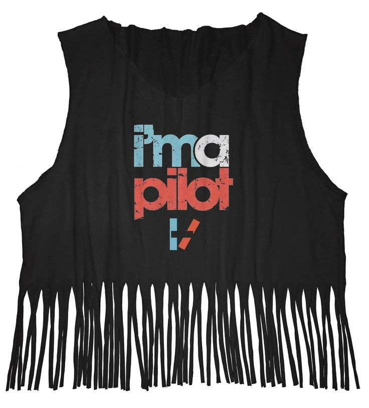 Fringe Tank Top TOP Band New Release= LOW PRICE