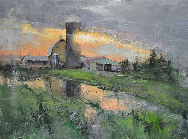 Mike Wise |Impressionist Oil painter…
