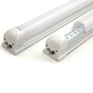 OUBO T8 LED Tube Röhrenlampe 150cm Tube Röhr komplette Röhre/ direkt an 230V / sofort funktionsfähig/ Leuchtstoffröhre Leuchtstofflampe kaltweiß/150cm/20W: Amazon.de: Beleuchtung