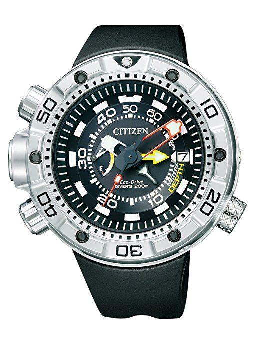 2ace83981862 Citizen Promaster Marine - Eco-Drive Aqualand - Reloj de cuarzo para  hombre