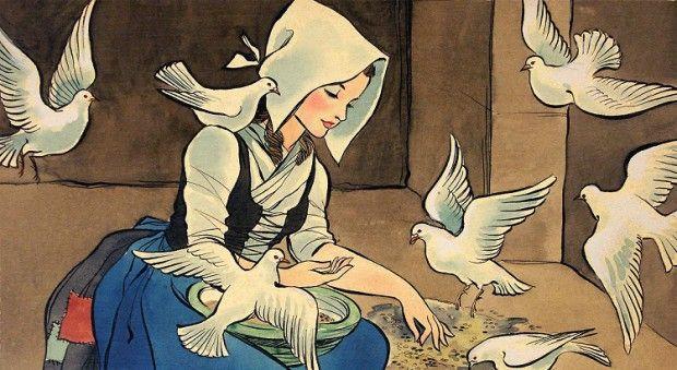 """Nullahategy""""A gyerekrajzokon mindig megjelenik a rá jellemző humor """" - Beszélgetés a Mosó Masát is rajzoló F.Györffy Anna unokájával, Farkas Judit Antóniával - Nullahategy"""
