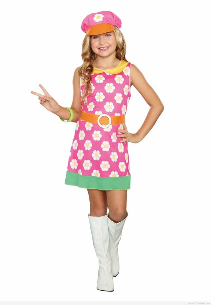 check out girls girly a go go costume girls tween costumes from anytime costumes