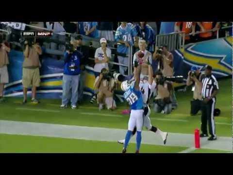 Denver Broncos/Peyton Manning Monday Night Football Comeback Highlights vs. San Diego Chargers 2012