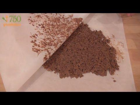 Recette de Pailleté feuilletine ou Croustillant chocolat - 750 Grammes - YouTube