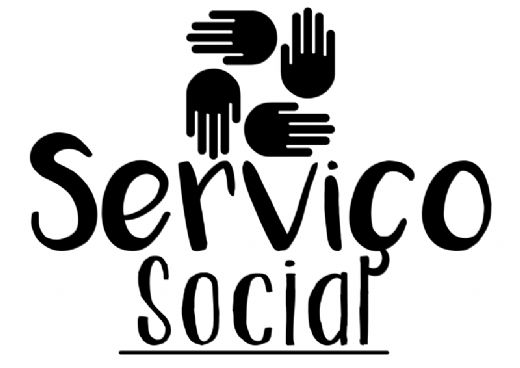 T-Shirt Feminina - Curso Servi�o Social 9 - Foto
