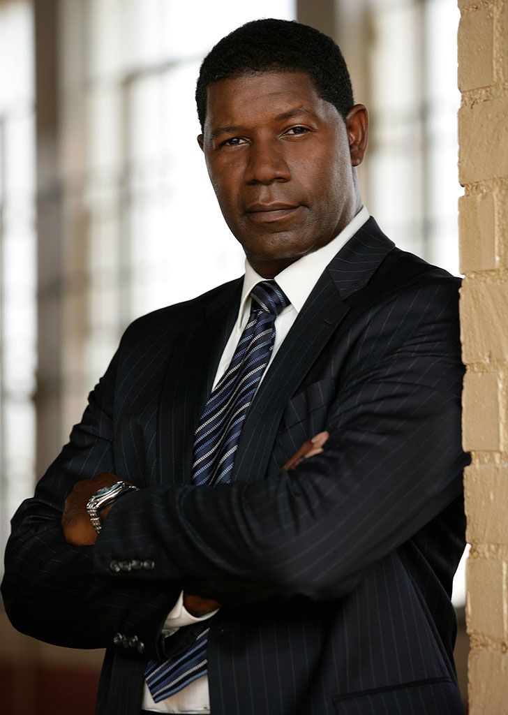 Dennis Haysbert as Joe Abernathy, Outlander series by Diana Gabaldon