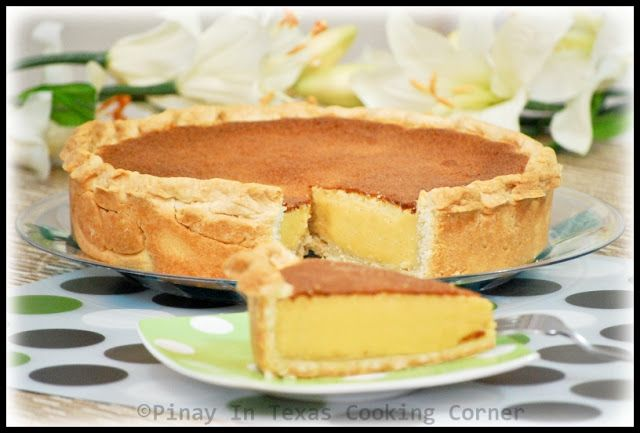 how to make egg pie pinoy