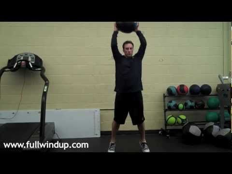 Baseball Players: Throw and Hit Harder With Med Ball Exercises | STACK