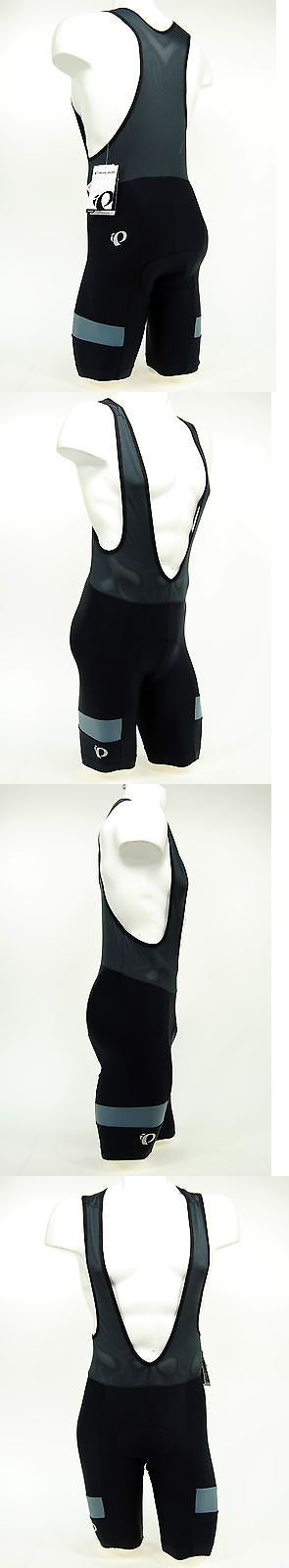 Shorts 177853: Pearl Izumi Escape Quest Splice Bike Cycling Bib Shorts Black Smoked Pearl,Xxl -> BUY IT NOW ONLY: $49.87 on eBay!