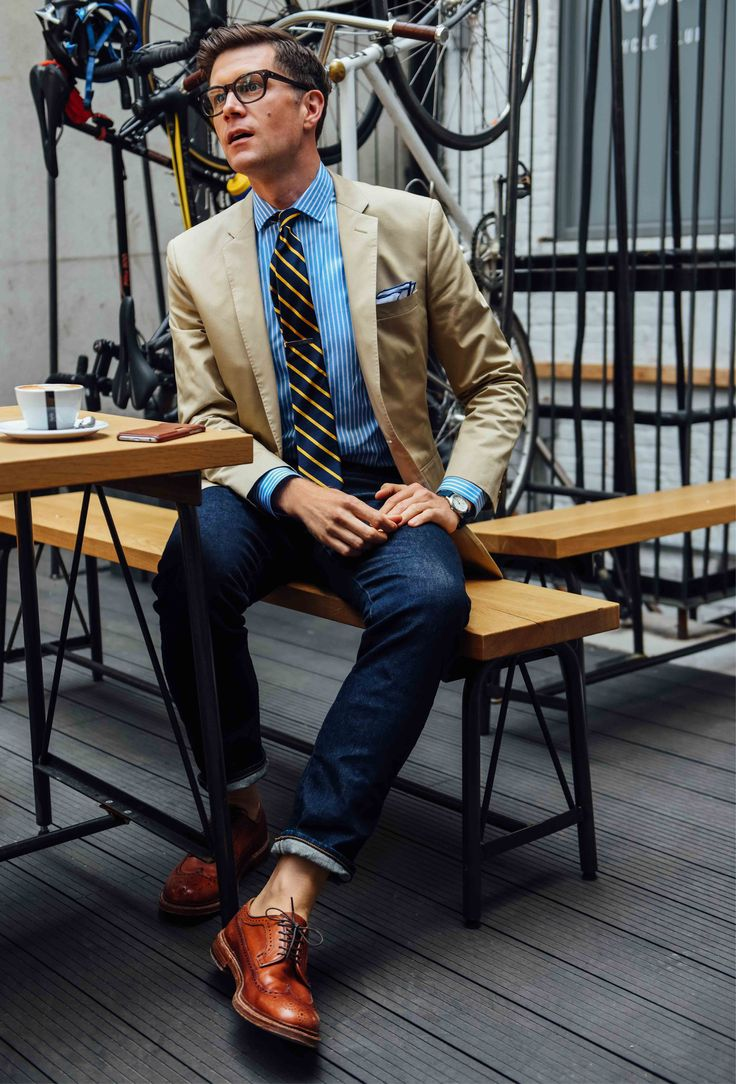 68 best tie and jeans fashion style images on pinterest | clothes