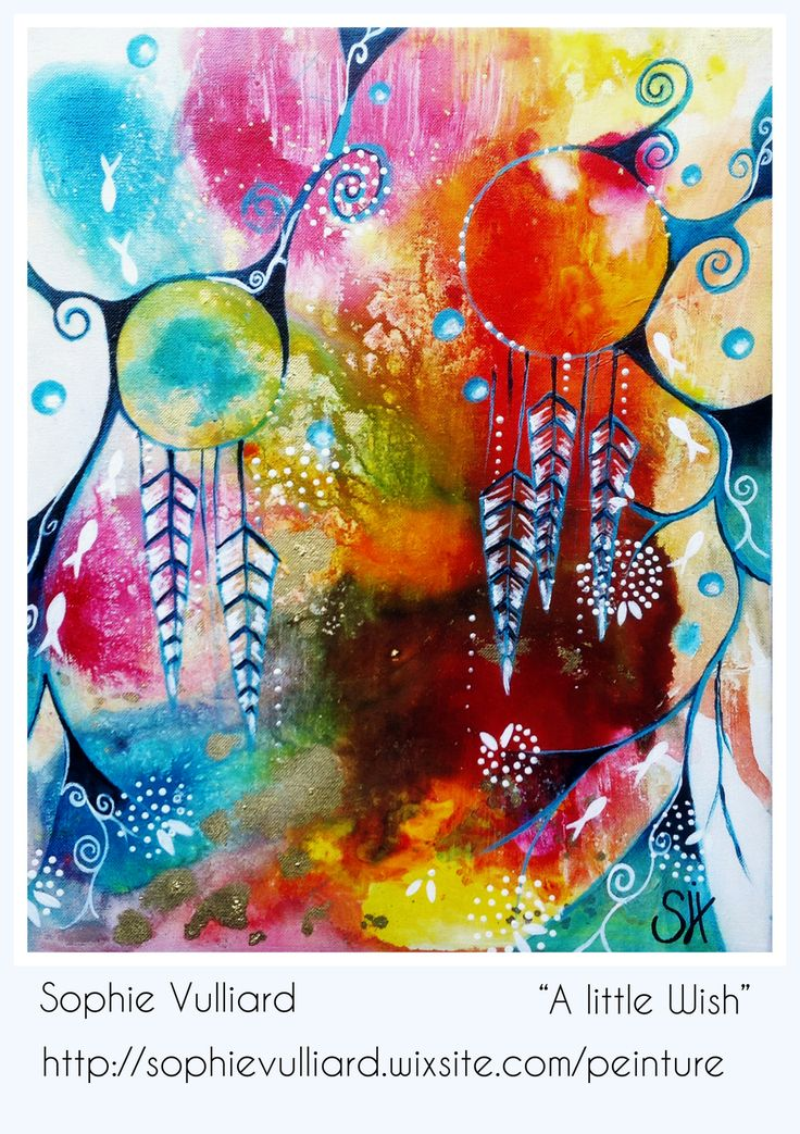 716 Best Images About Intuitive Painting On Pinterest