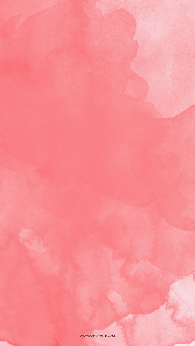 Free Watermelon Watercolour iPhone Wallpaper http://www ...