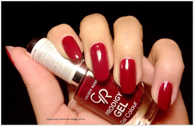 Unghiutze colorate-Happy nails: Review Prodigy Gel Duo by Golden Rose Romania