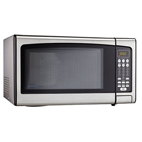 TOP Products Microwave Oven Premium Compact Portable Countertop Electric Stainless Steel Turntable 1000 Watt Cookware prospective customers not only practical and economical it39s stylish too Available with a variety of today39s most popular features this handy microwave is well suited for the...