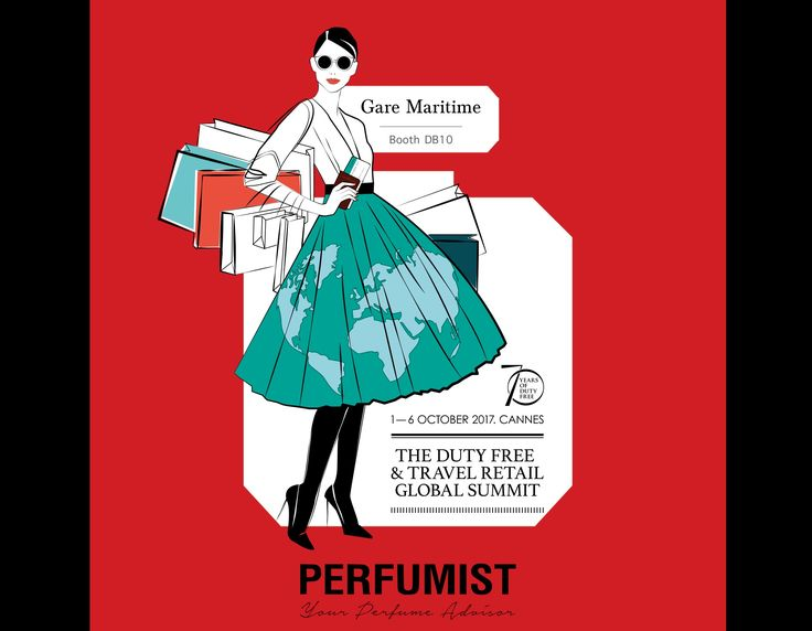 Perfumist is in Cannes at the Digital Village