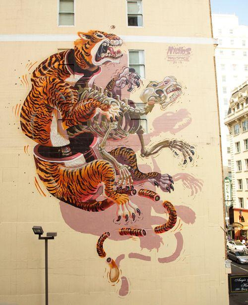 Anatomical Graffiti