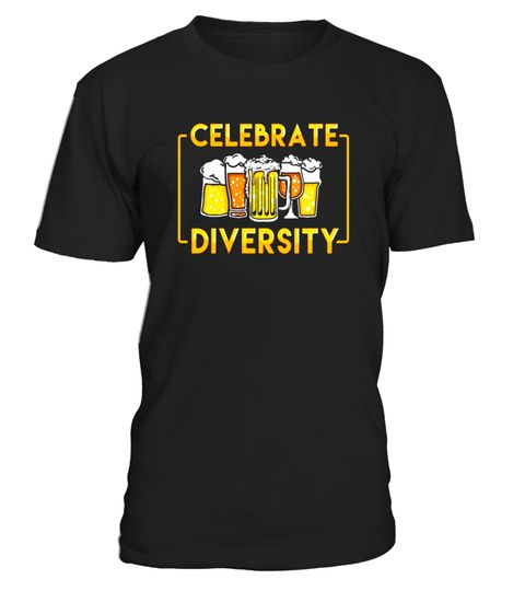 "# Celebrate Beer Diversity Oktoberfest Beer Drinking T shirt .  Special Offer, not available in shops      Comes in a variety of styles and colours      Buy yours now before it is too late!      Secured payment via Visa / Mastercard / Amex / PayPal      How to place an order            Choose the model from the drop-down menu      Click on ""Buy it now""      Choose the size and the quantity      Add your delivery address and bank details      And that's it!      Tags: Perfect tee for those…"
