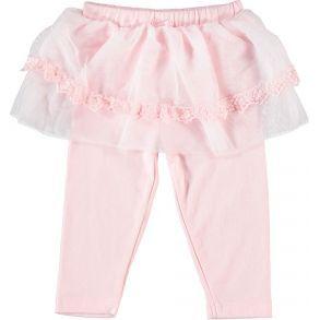 Le Chic Baby Meisjes Legging Met Rok Mariah Roze