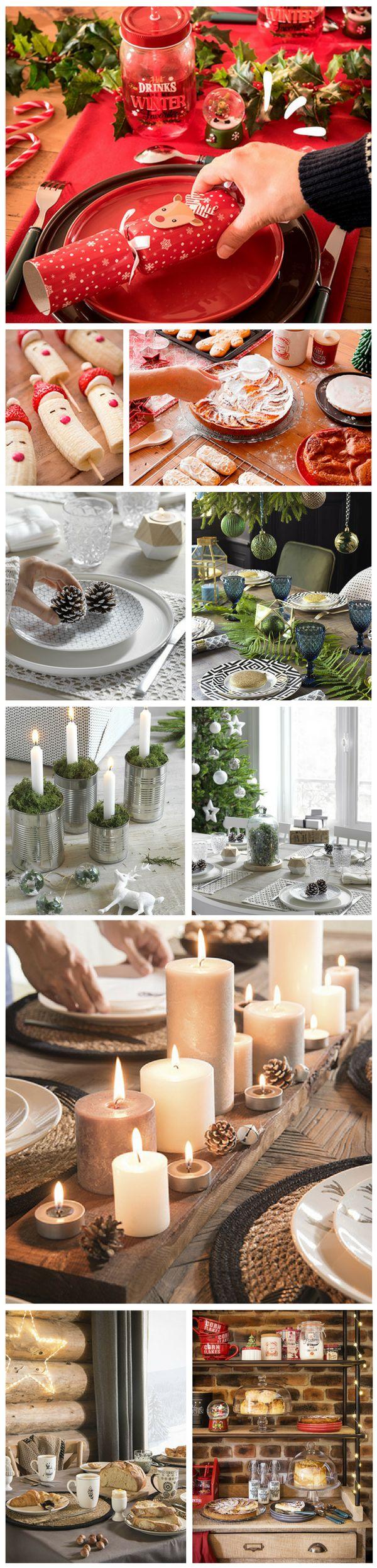 Tout ce Dont vous Avez Besoin pour Organiser Un Repas de Noël Vraiment Parfait (+PLANNING À TÉLÉCHARGER)