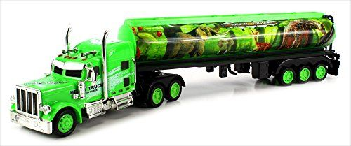 Jungle Safari Trailer Electric RC Truck Big 136 Scale Ready To Run RTR ** Want to know more, click on the image.Note:It is affiliate link to Amazon.